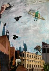 Ville aux corbeaux